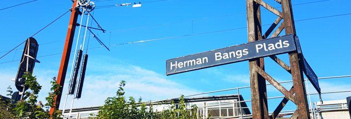 Herman Bangs Plads Valby udskudt