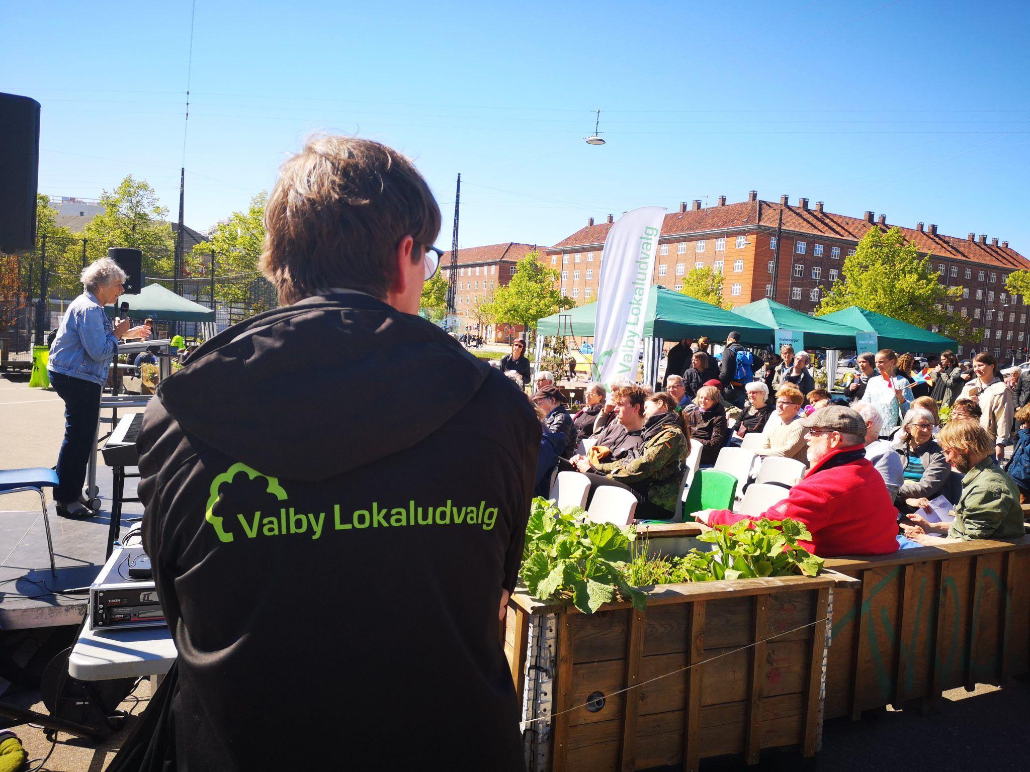 Klimafestival på Toftegårds Plads 2019
