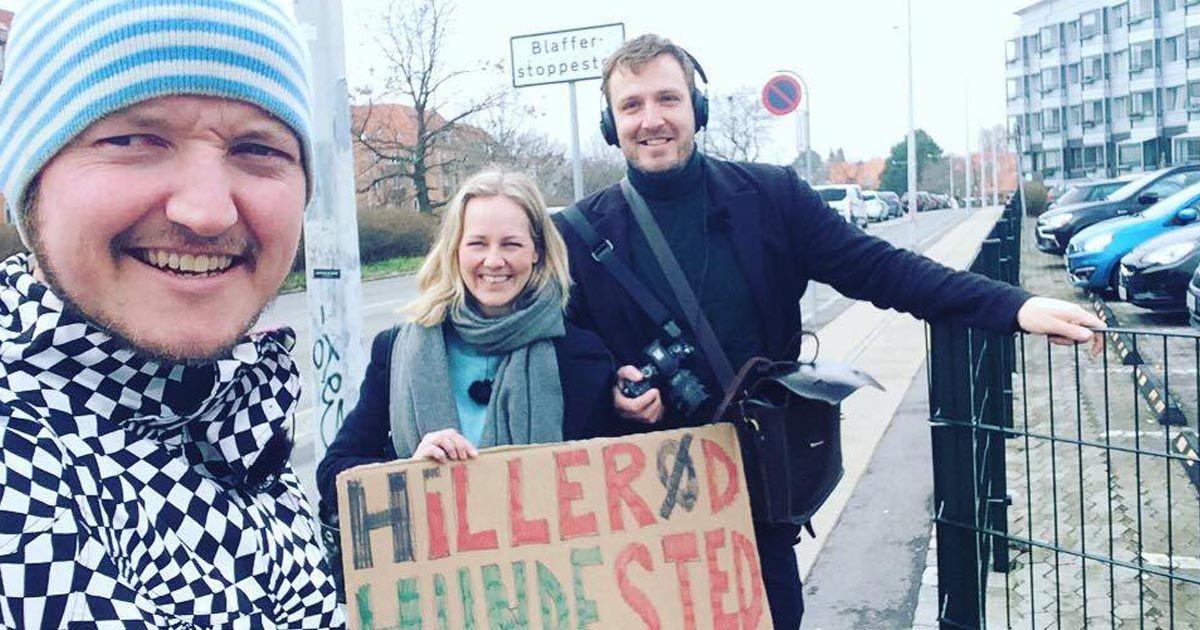 Klimafestival Valby 2019 Blaffernationen behandlet