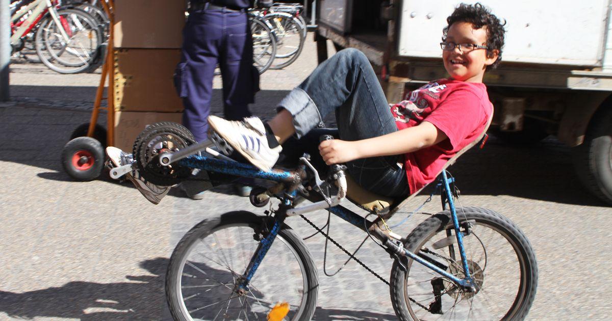 Klimafestival Valby 2019 Cykelstalden