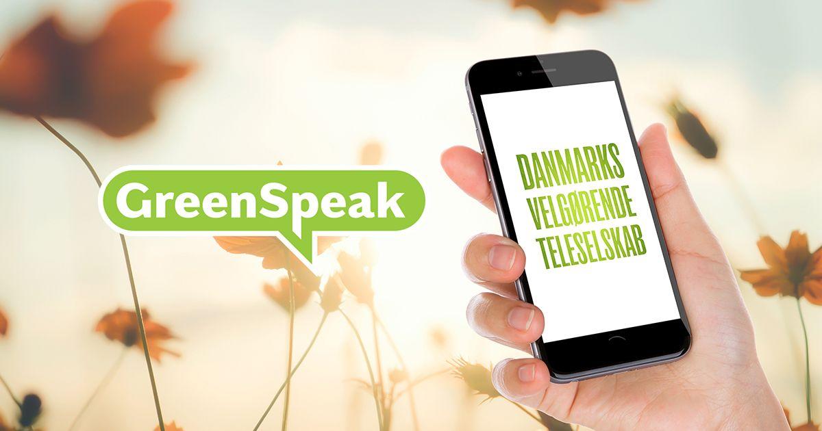 Klimafestival Valby 2019 GreenSpeak 2 stand