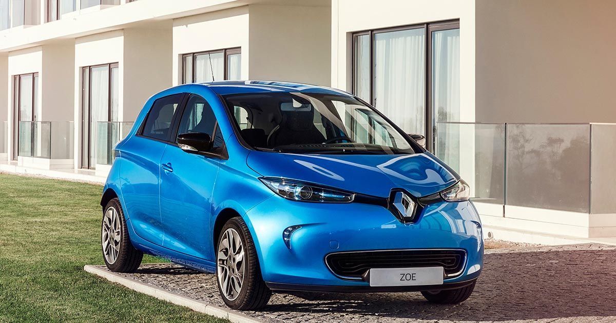 Klimafestival Valby 2019 Via biler Renault Zoe