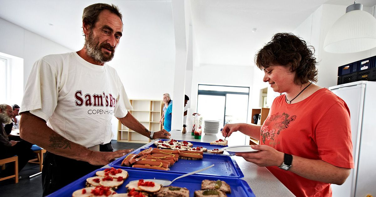 Klimafestival Valby 2019 projekt hjemløs måltid