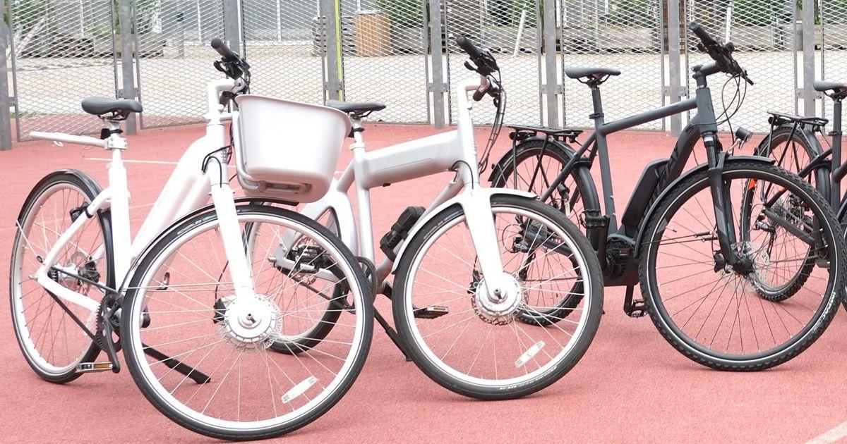 Klimafestival Valby elcykler