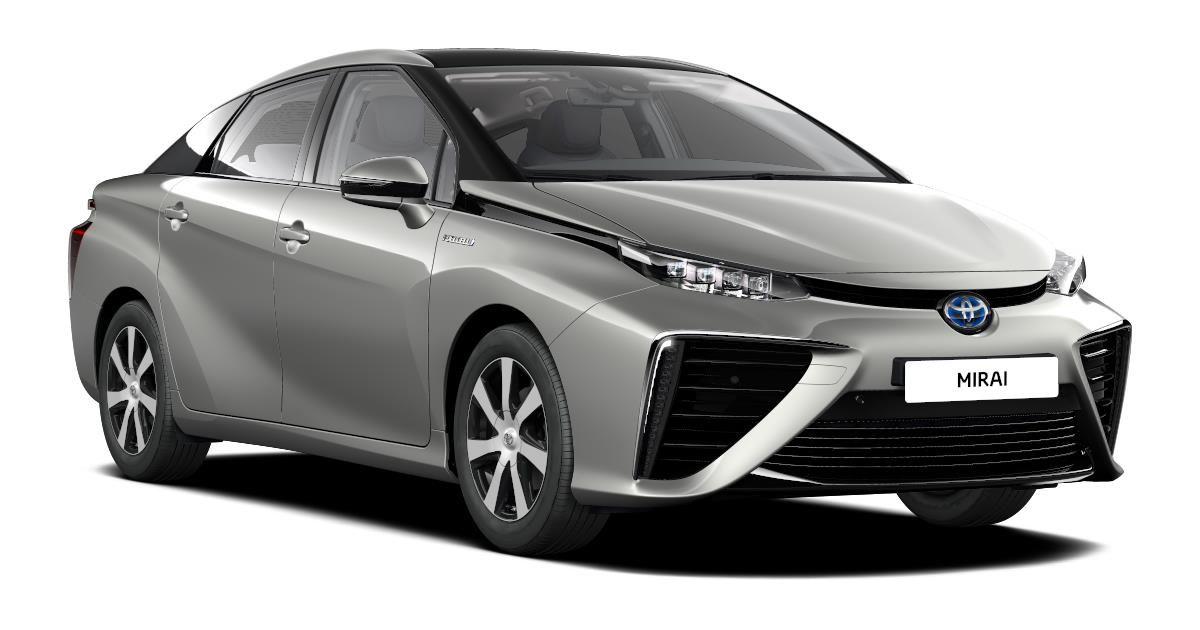Klima Festival Valby 2019 Toyota Mirai
