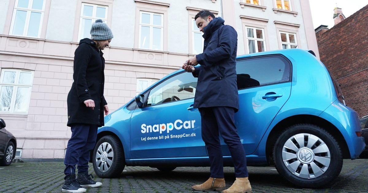 Klimafestival Valby 2019 SnappCar 2