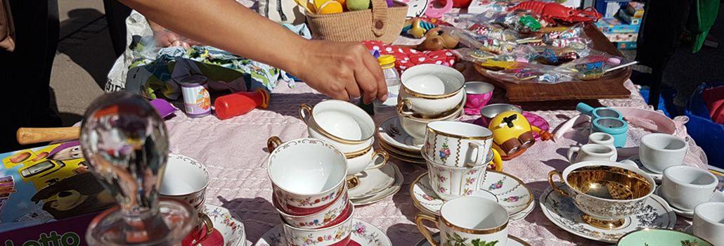 Valby Kulturdage loppemarked tilmelding åbner nyhed
