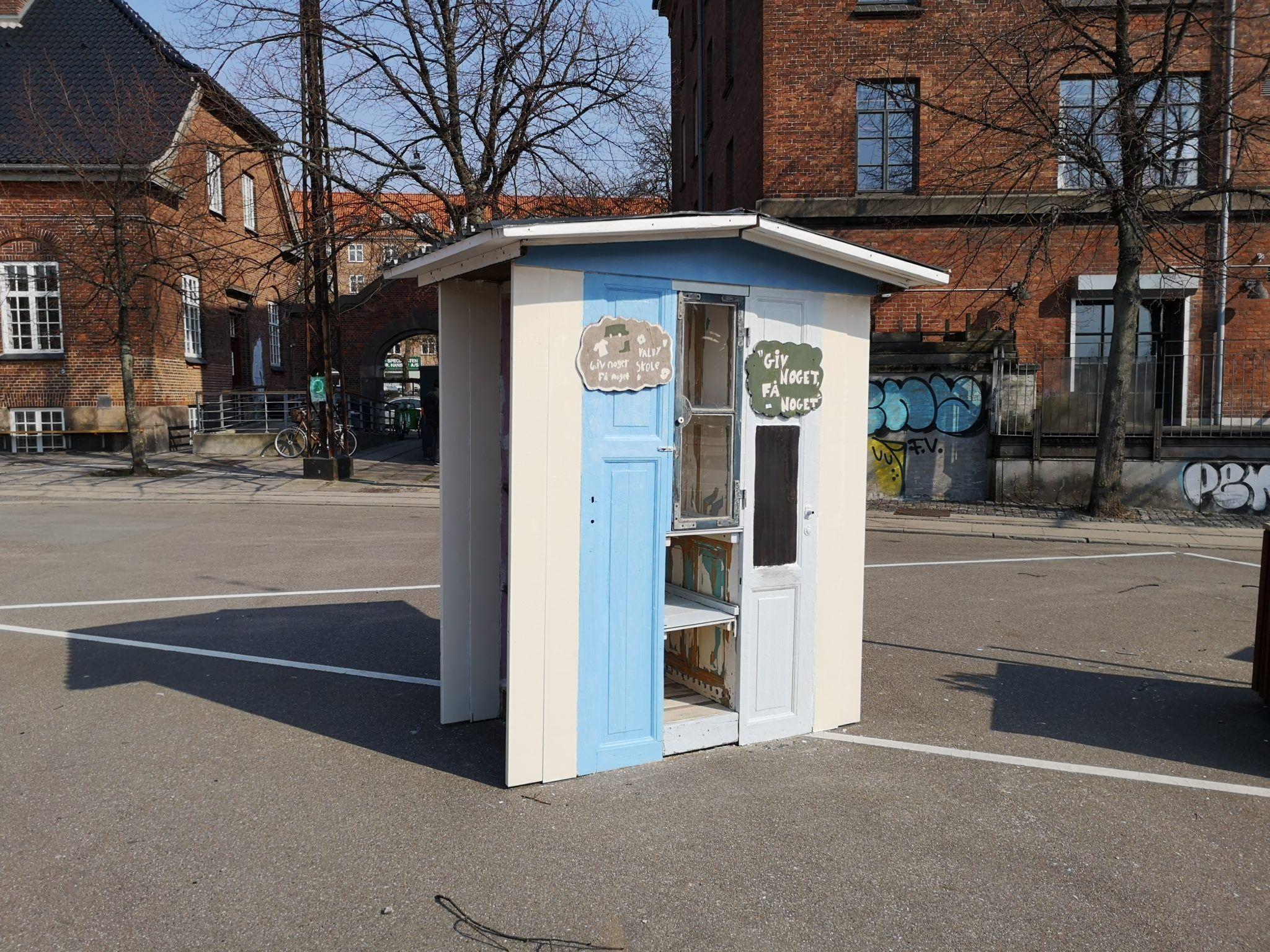 Bytteø Toftegårds Plads Valby