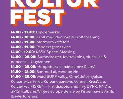 Kulturfest 2019 program