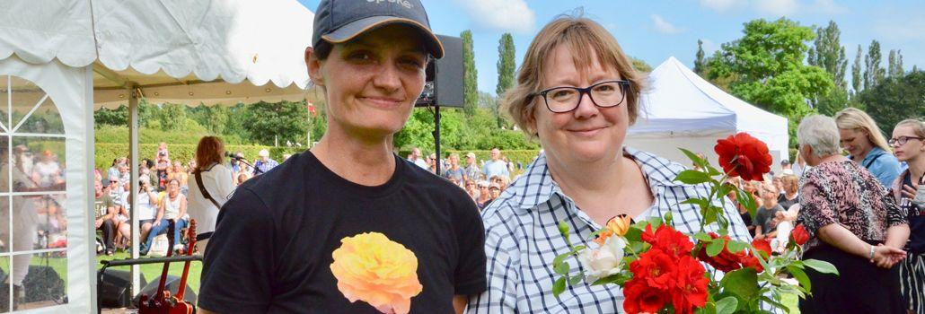 Rosenkåring Valbyparken 2019 billeder nyhed