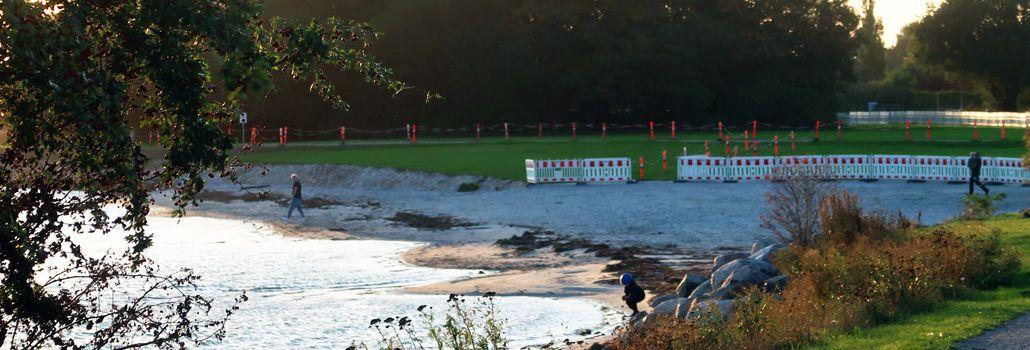 Badestranden i Valbyparken september 2019 nyhed