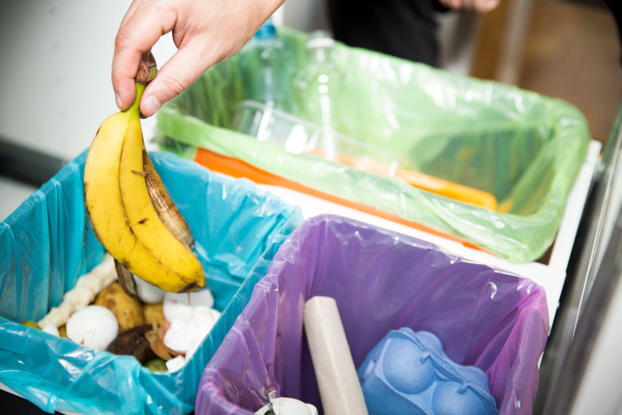 Affaldssortering KBH sorterer