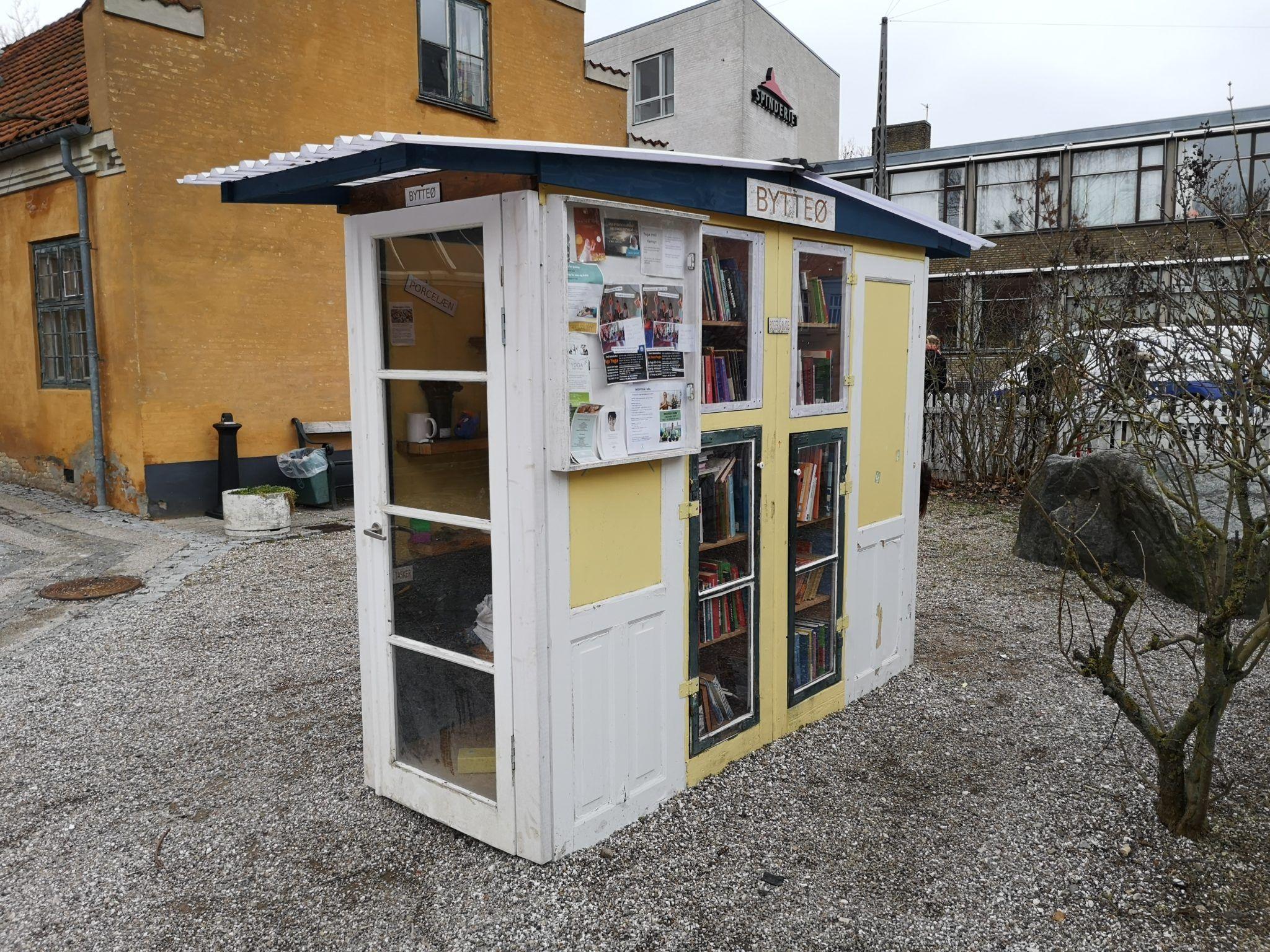 Bytteø Valby Bibliotek
