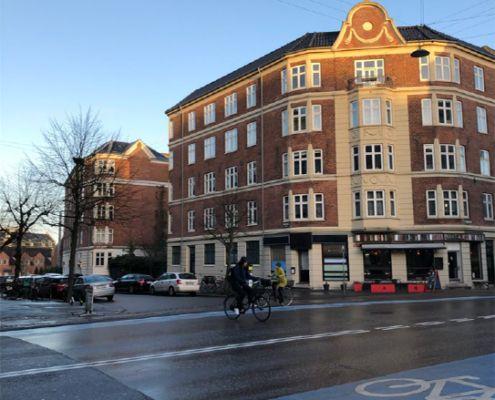 Billede startredegørelse ny lokalplan Mølle Allé 2