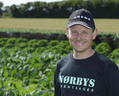 Ole Nørby, Nørbys Grøntsager