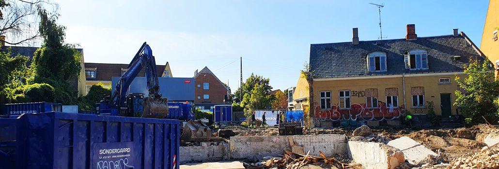 Smedestræde status byggeri september nyhed