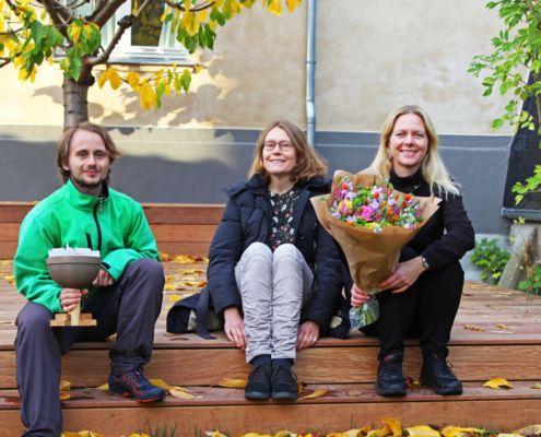 Vindere af Valby Lokaludvalgs frivilligpris 2020