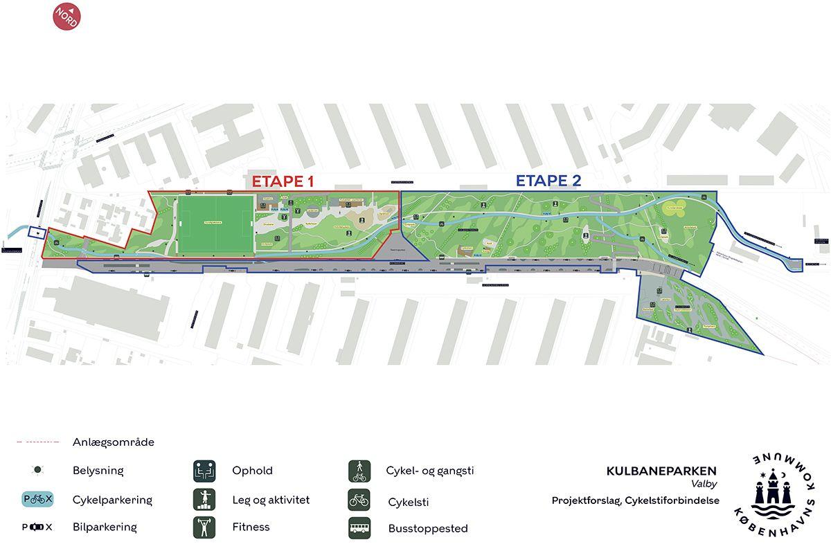 Projektforslag_Kulbaneparken_etapeopdelt