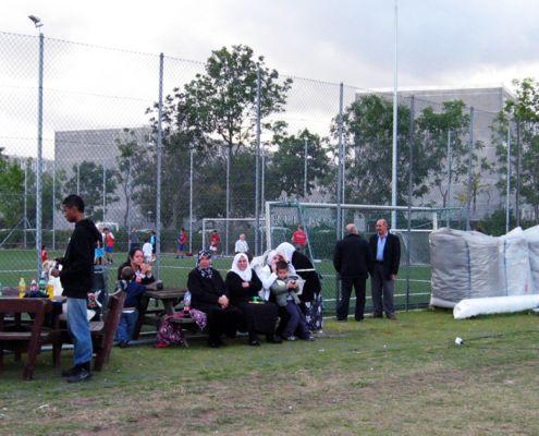 Klubhus tilbage til Kulbanekvarteret nyhed deling