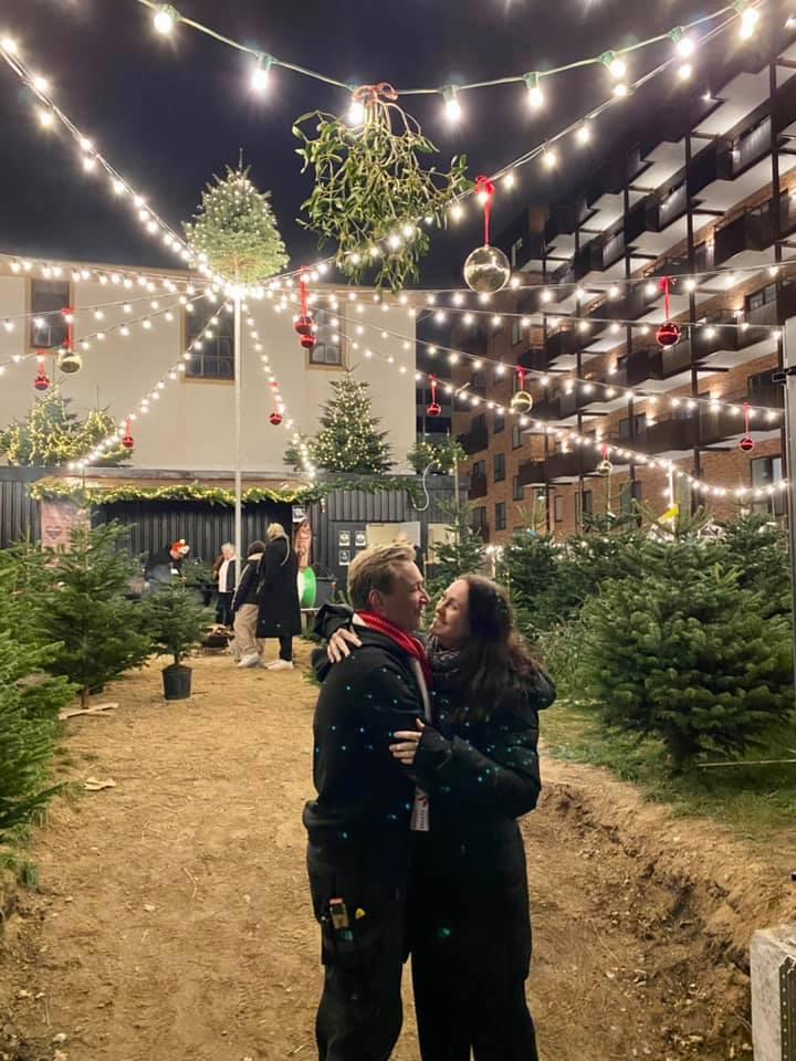 Kulturbyen julehygge