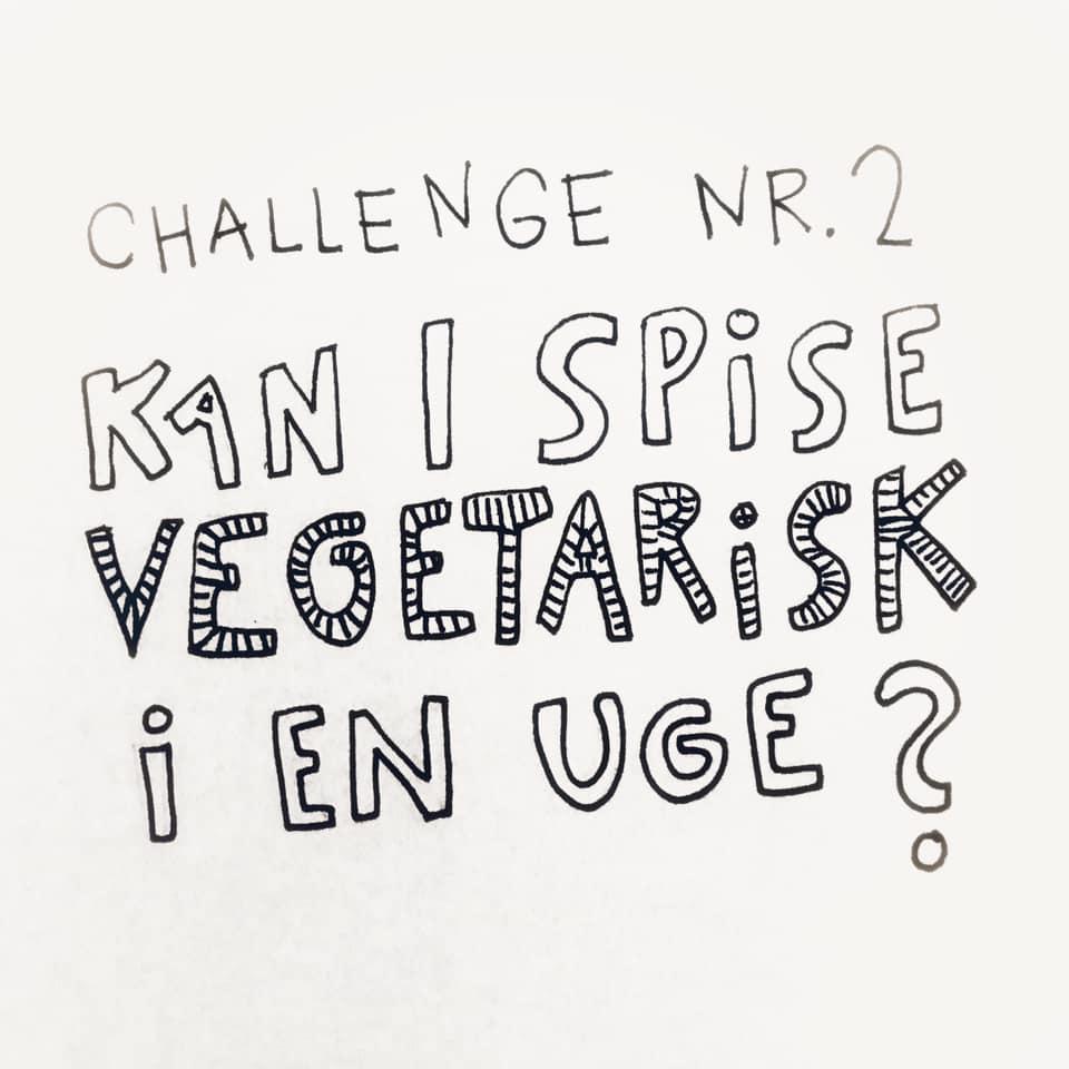 Klimakærlig Familiemad challenge uge 6