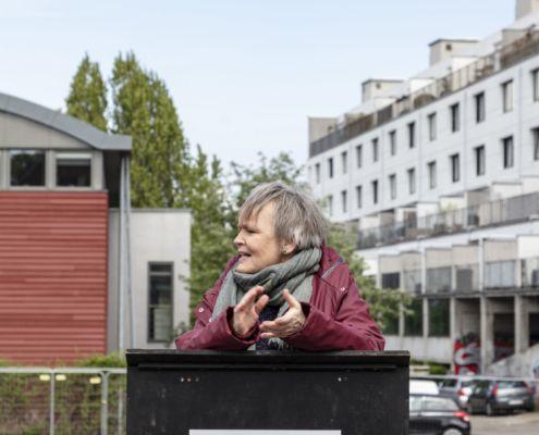 Landsformand for LEV Anni Sørensen. Foto: Laura Stamer