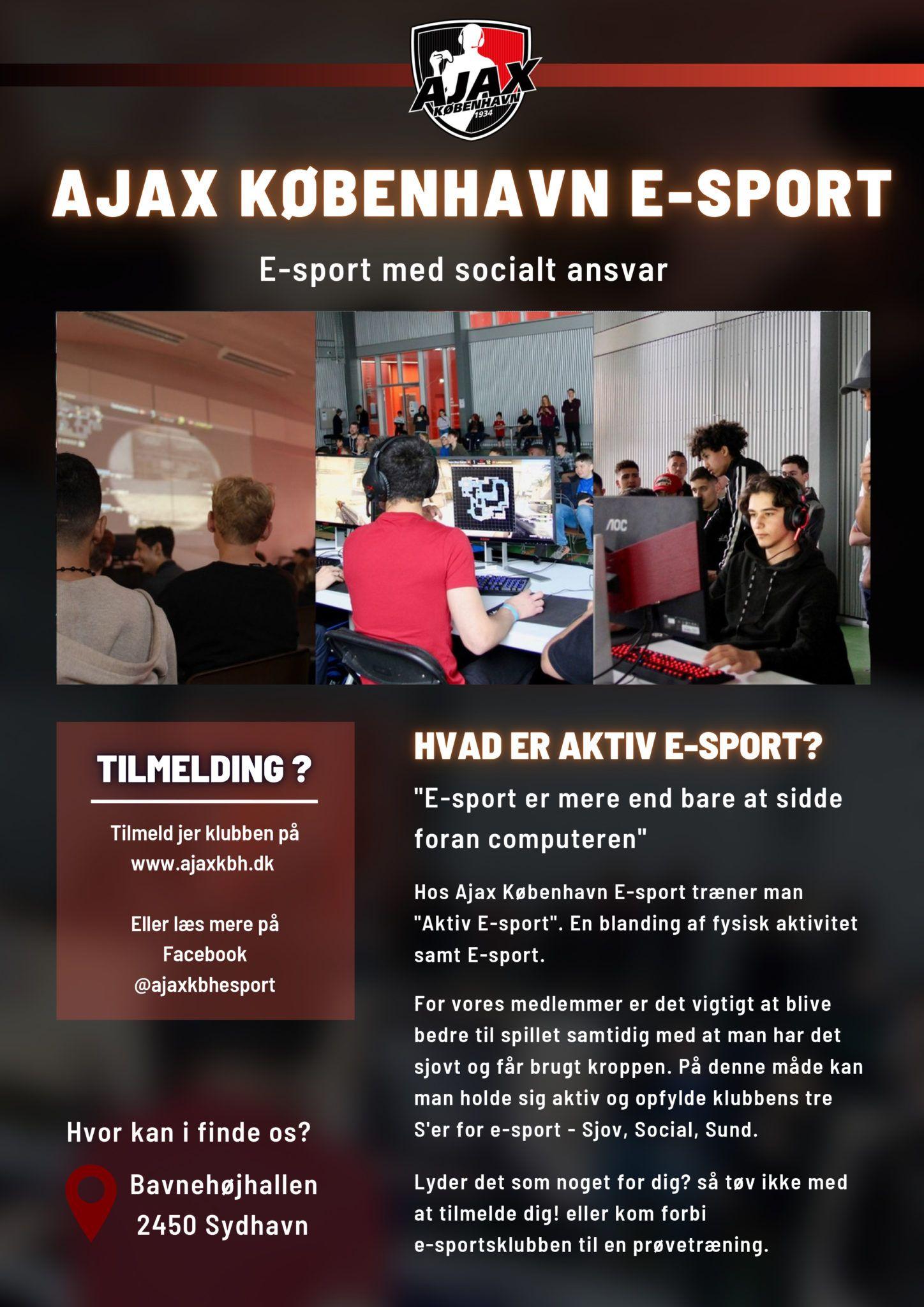Aktiv E-sport