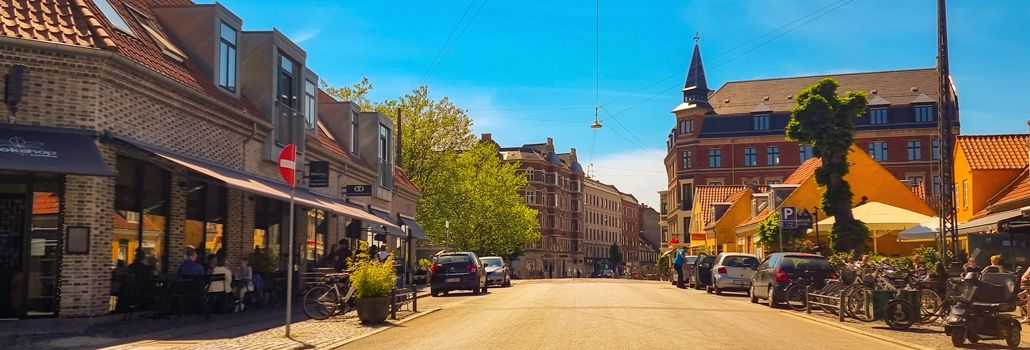 Cykelstier Valby Langgade forår 2023 nyhed
