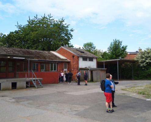 Besøg på Brandstationen Hansstedvej