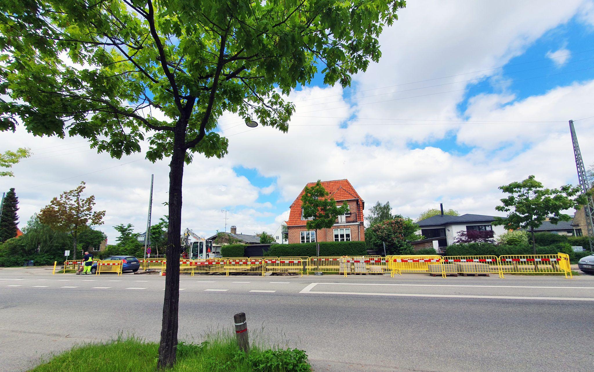 Lykkebovej nyt busstoppested