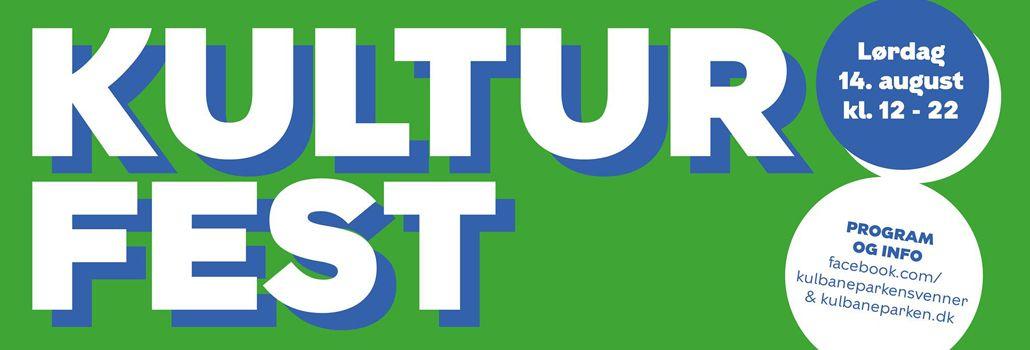Kulturfest Kulbaneparken nyhed