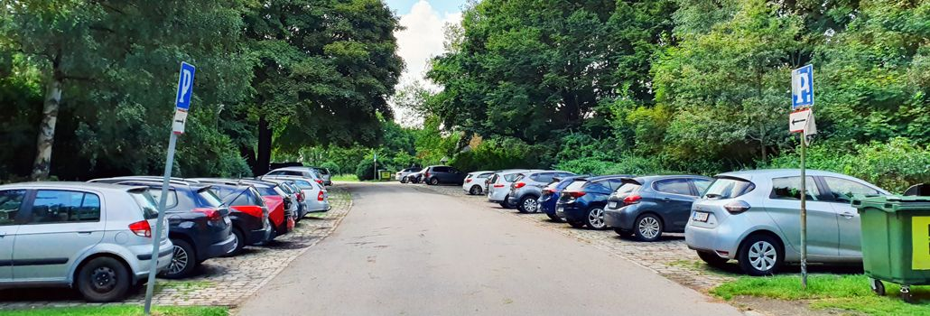 Parkering Valbyparken nyhed