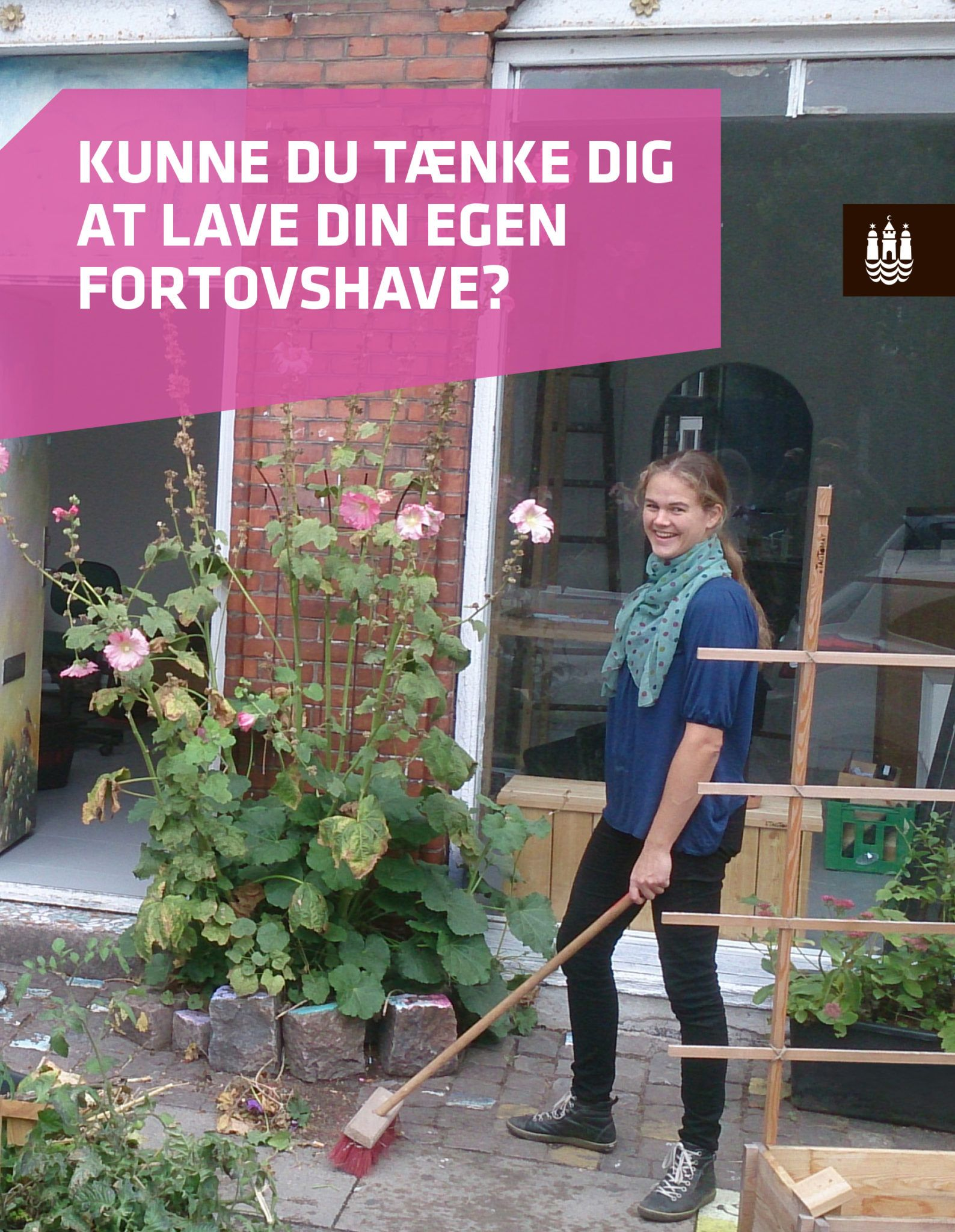 Fortovshaver Københavns Kommune