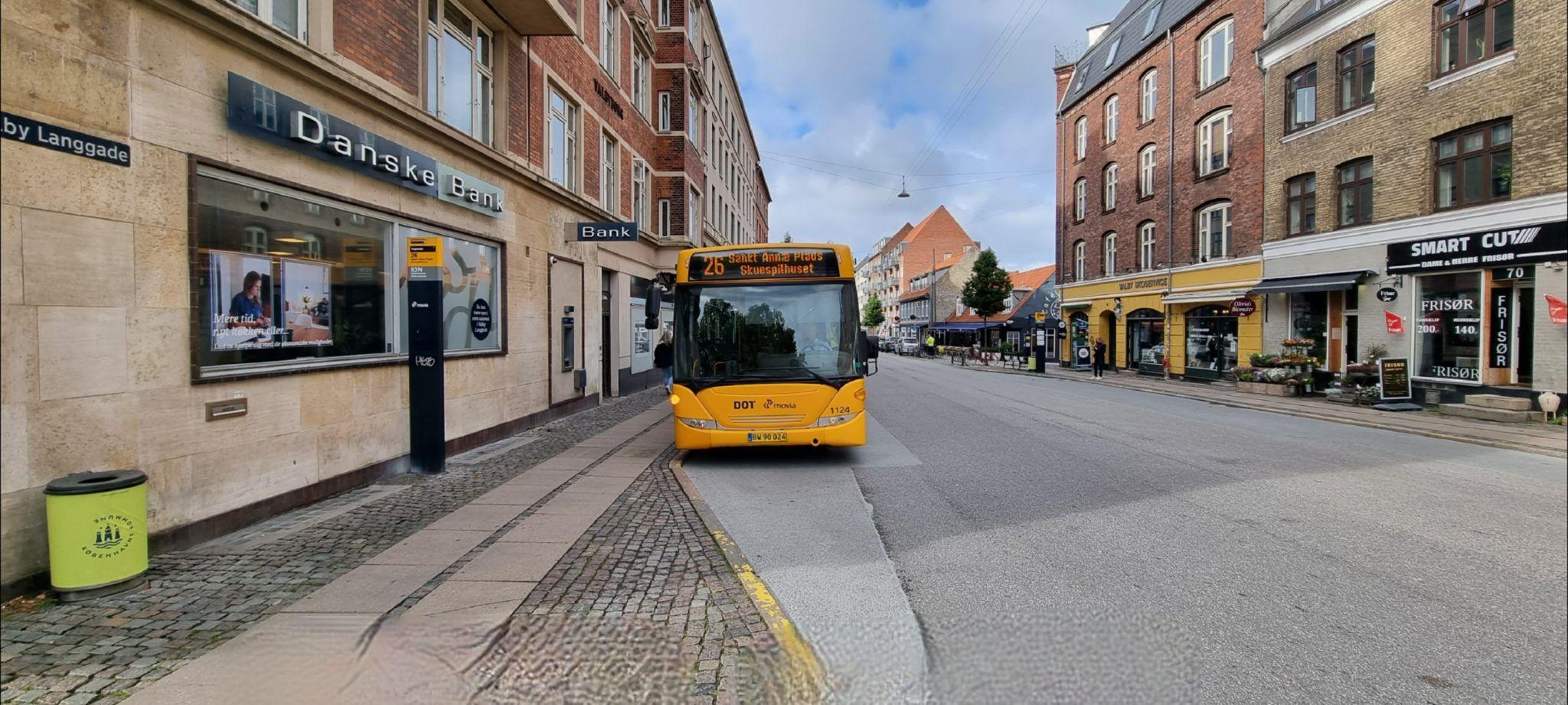 Linje 26 Valby Langgade