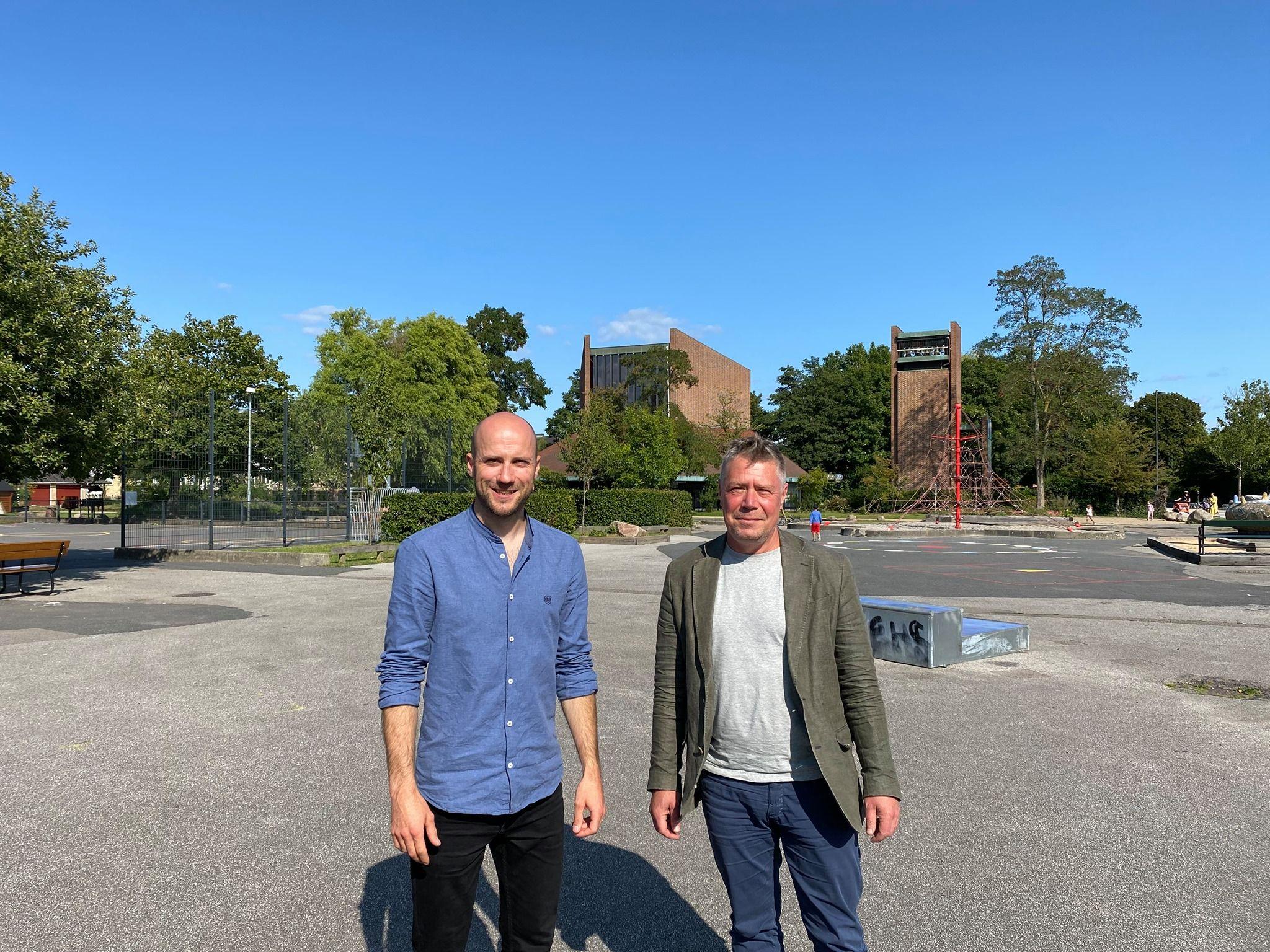 Jakob og Sune arkitekter byrum Folehaven
